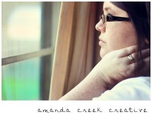 Amanda Creek Creative- Self Portrait