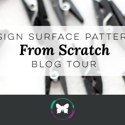 Design Surface Patterns From Scratch Blog Tour