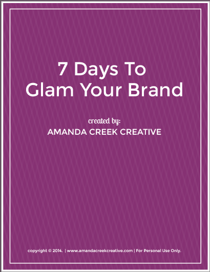 7-Days-To-Glam-Your-Brand