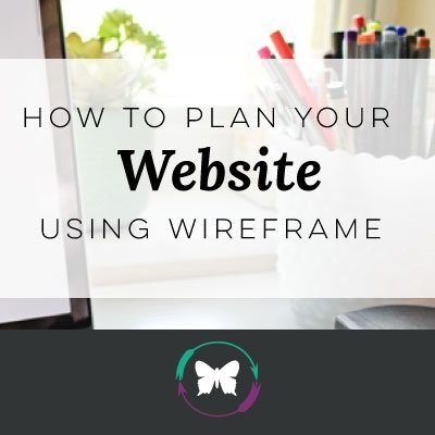 How To Plan Your Website Using Wireframes
