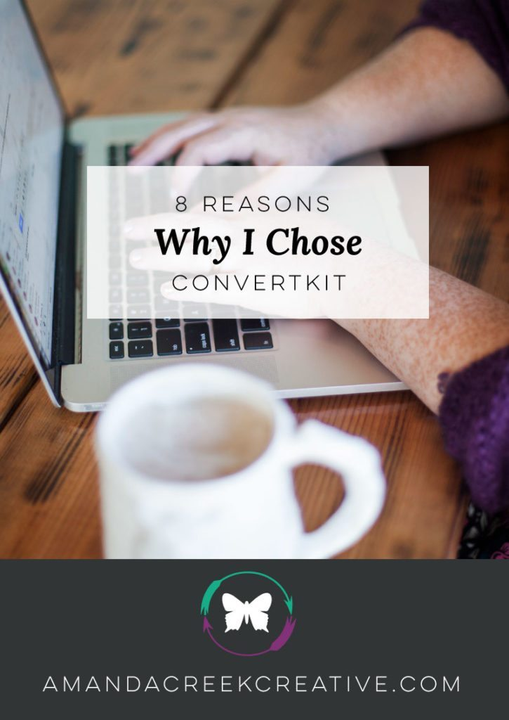 8 reasons why I chose ConvertKit for my online business
