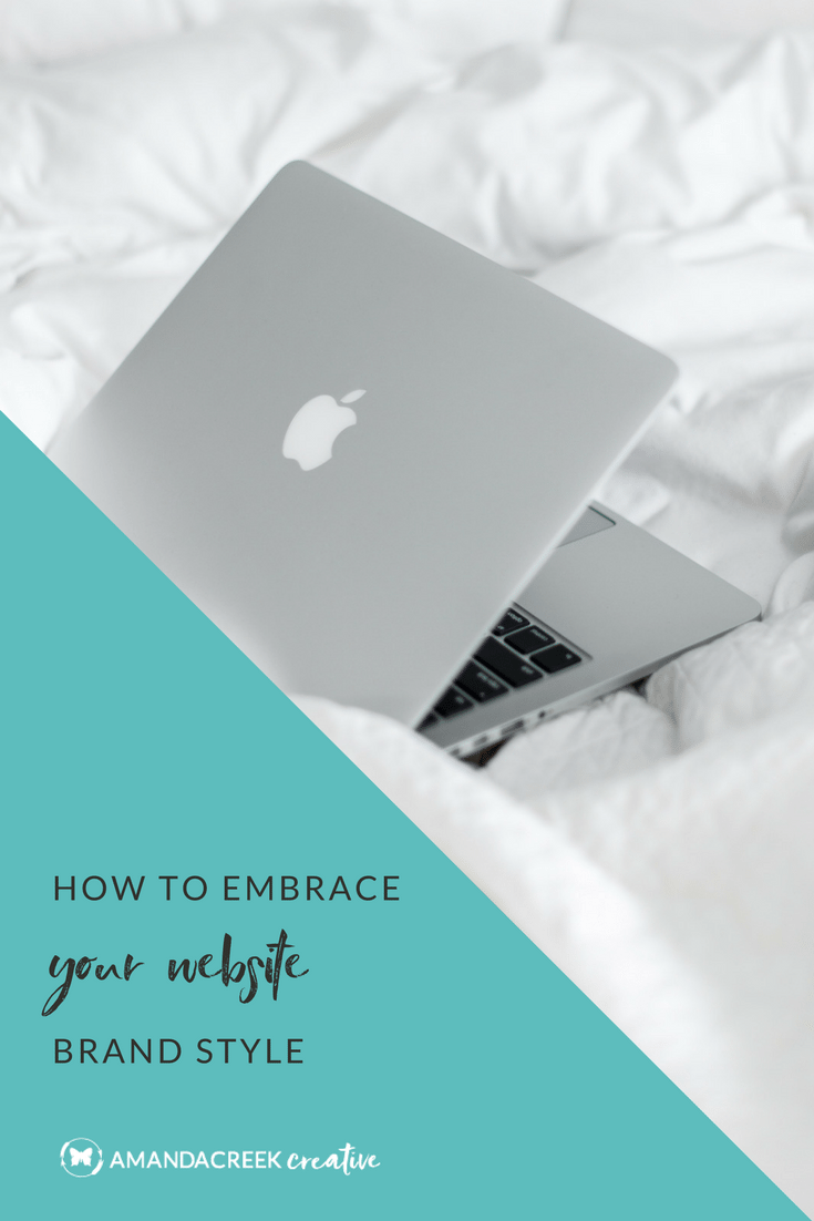 How to embrace your website Brand Style