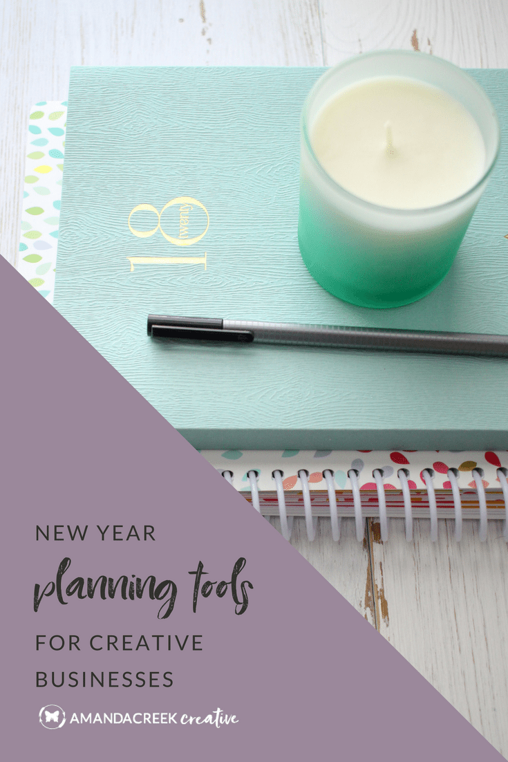 New Year planning tools for creative businesses