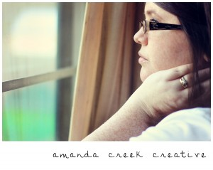 Amanda Creek Creative- Self Portrait