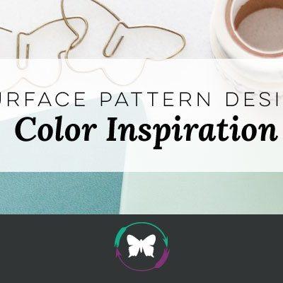 Surface Pattern Design | Color Inspiration