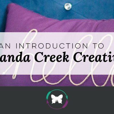 An Introduction to Amanda Creek Creative