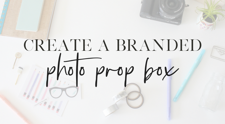Create A Branded Photo Prop Box Cover