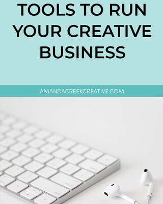 My favorite tools for running your creative business