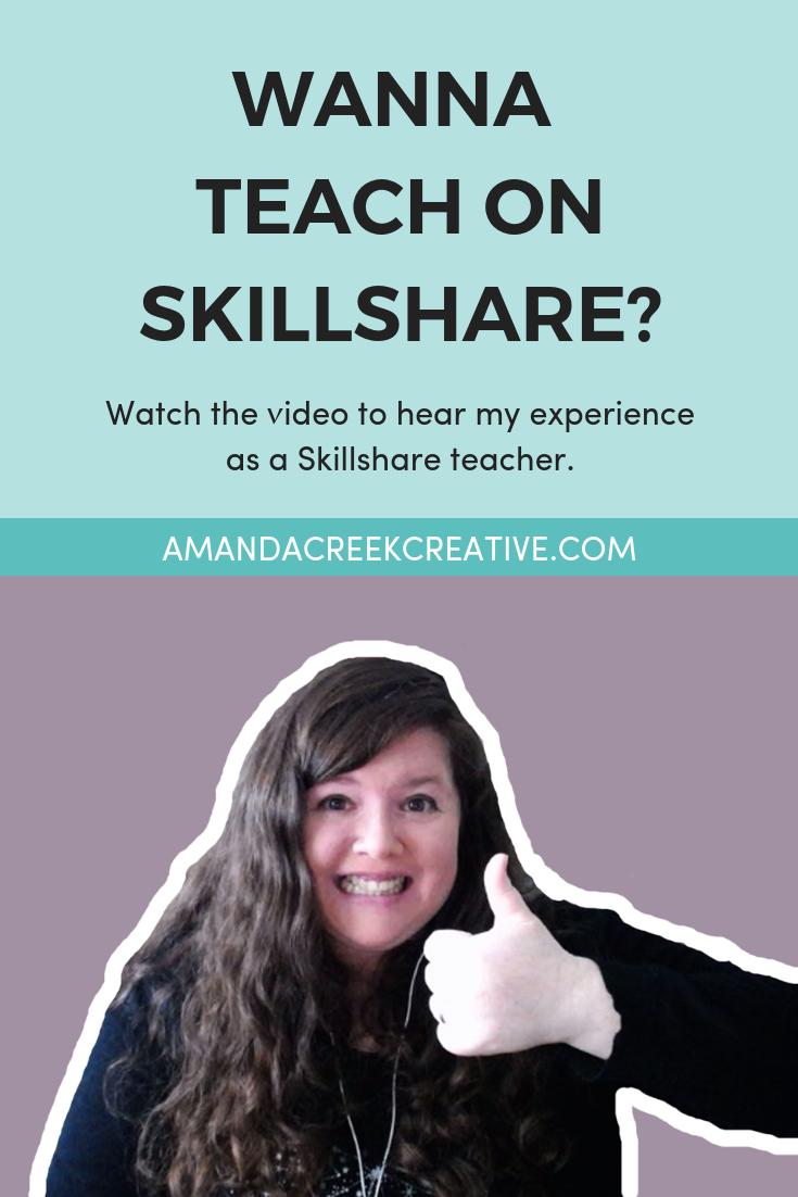 Should You Teach On Skillshare? | Watch My Skillshare Experience