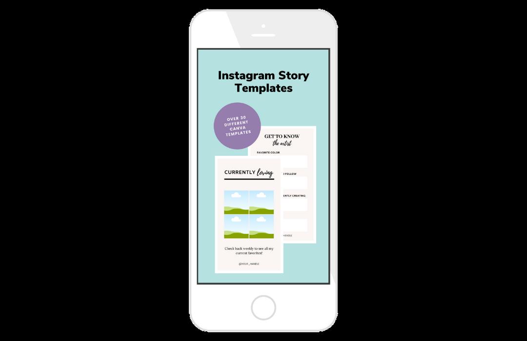 Insta Stories Templates