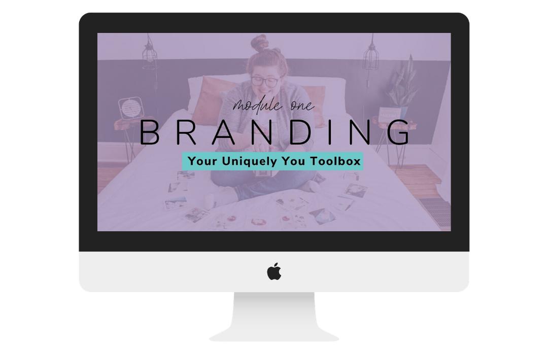 Module 1 - Branding Mockup