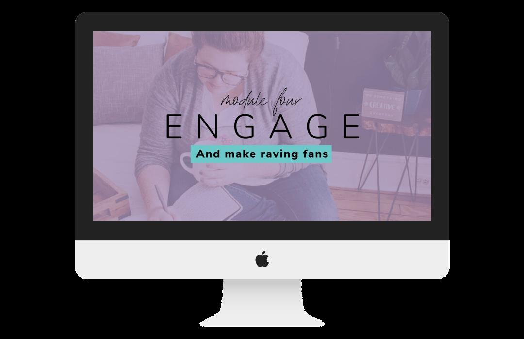 Module 4 - Engage Mockup