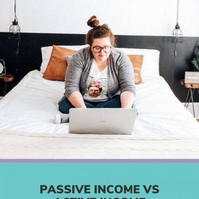 Episode #002: Passive Income Versus Active Income For Creatives