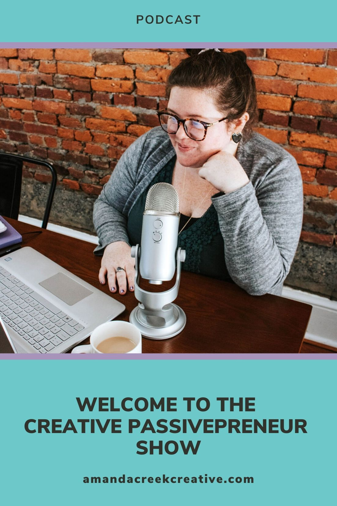 Welcome to the Creative Passivepreneur Show