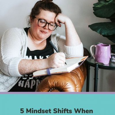 Episode #004. 5 Mindset Shifts When Creating Digital Products